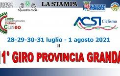 28-07-2021- 11° Giro Prrovincia Granda